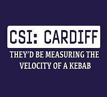 CSI Cardiff by getlestrade