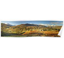 Elterwater Village..The Wider View Poster