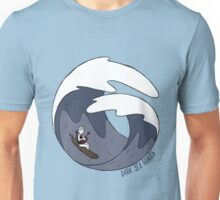 Dark Sea Panic  - Ukulele In The Storm Unisex T-Shirt