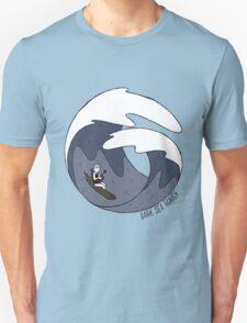 Dark Sea Panic  - Ukulele In The Storm T-Shirt
