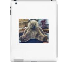 BIG BIG CHRISTMAS BEAR iPad Case/Skin