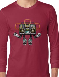 Rise And Amplify Long Sleeve T-Shirt