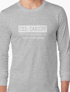CSI Cardiff Long Sleeve T-Shirt