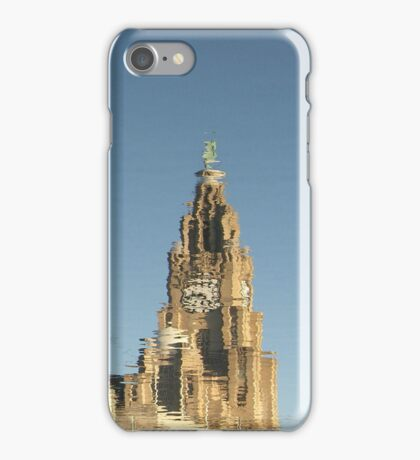 Three Graces in the Morning Light, Liverpool Waterfront iPhone Case/Skin