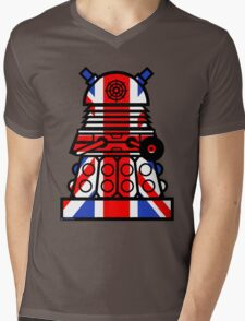 Dr Who - Jack Dalek Mens V-Neck T-Shirt