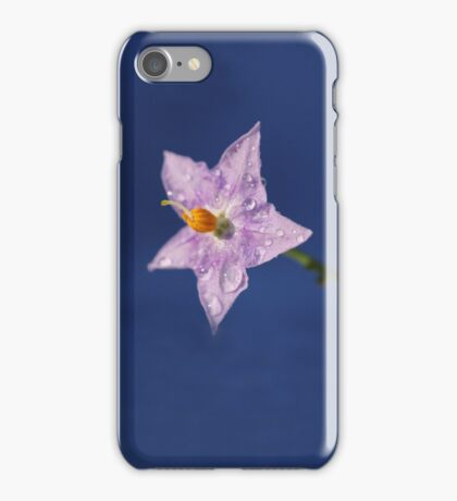 A Touch of Purple iPhone Case/Skin