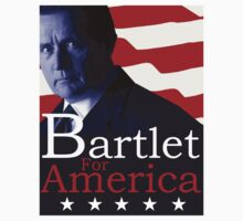 Bartlet for America - The West Wing Kids Clothes