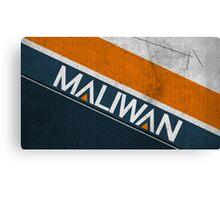 Maliwan Canvas Print