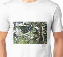 Cherry Blossom Branches Unisex T-Shirt