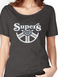 Tribute to Super 8 Cameras Women's Relaxed Fit T-Shirt