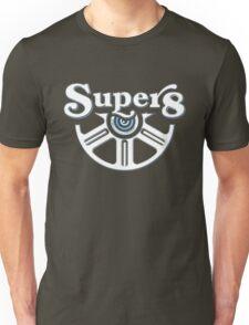 Tribute to Super 8 Cameras Unisex T-Shirt