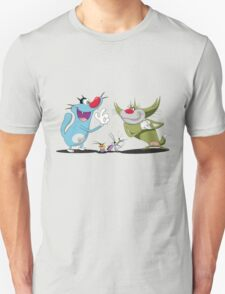 Oggy and The Cockroaches Unisex T-Shirt