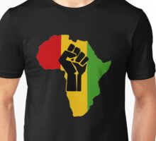 Africa Power Unisex T-Shirt