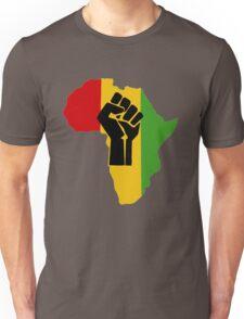 Africa Power Unisex T-Shirt