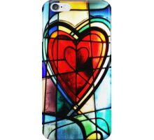 heart of glass iPhone Case/Skin