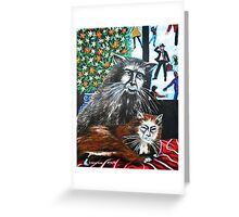 'Rainy Day' Greeting Card
