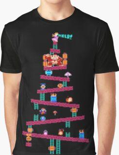 Donkey Kong Kristmas Graphic T-Shirt