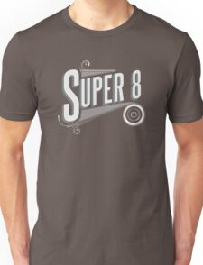 Retro Super 8 Tribute  Unisex T-Shirt