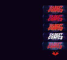 Caskets Comics Logo by casketcomics
