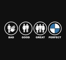 BMW true story - white by GKuzmanov