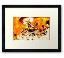 Natsu Dragneel =2 Framed Print