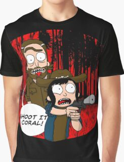 Rick and Coral Graphic T-Shirt