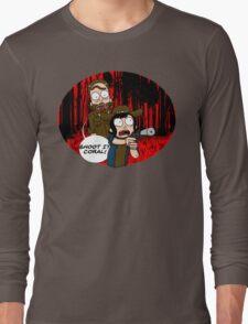 Rick and Coral Long Sleeve T-Shirt