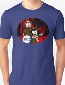 Rick and Coral Unisex T-Shirt
