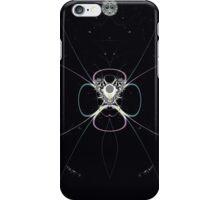 Flower in Space iPhone Case/Skin