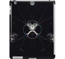 Flower in Space iPad Case/Skin