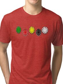 Colors of life Tri-blend T-Shirt