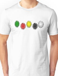 Colors of life Unisex T-Shirt