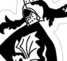 Camelot Crest Sticker
