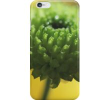 Little green Delight iPhone Case/Skin