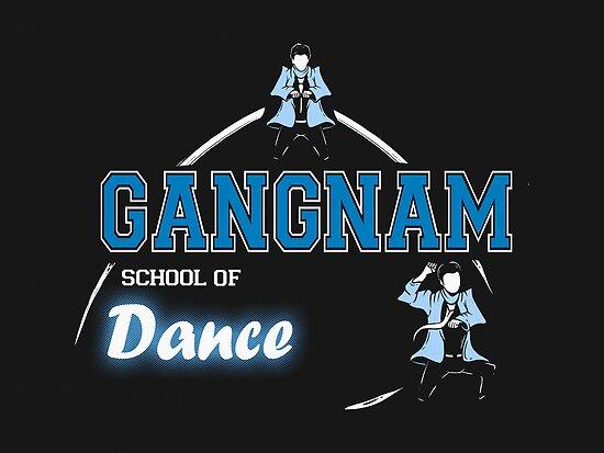 Gangnam School of Dance by BootsBoots