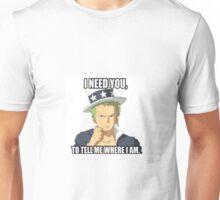 Pathfinding Zoro Unisex T-Shirt