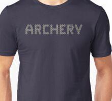 Archery (minitargets) Unisex T-Shirt