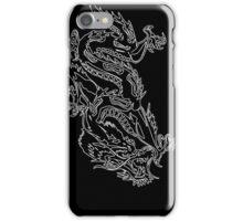 Tribal Dragon iPhone Case/Skin