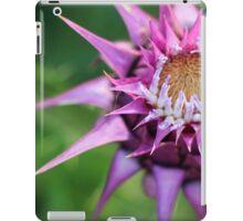 Alien Flower Detail iPad Case/Skin