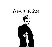 Aequitas iphone case by vegetasprincess