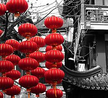 Lanterns by Mark Bolton