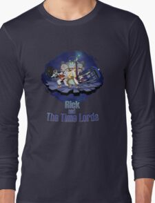 Rick and the Time Lords Long Sleeve T-Shirt