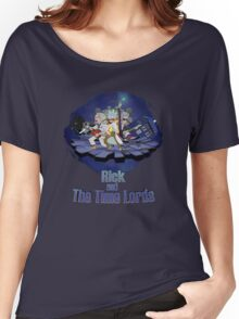 Rick and the Time Lords Women's Relaxed Fit T-Shirt
