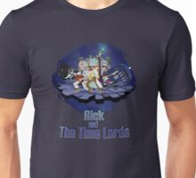 Rick and the Time Lords Unisex T-Shirt