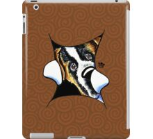 My Inner Saint Bernard iPad Case/Skin