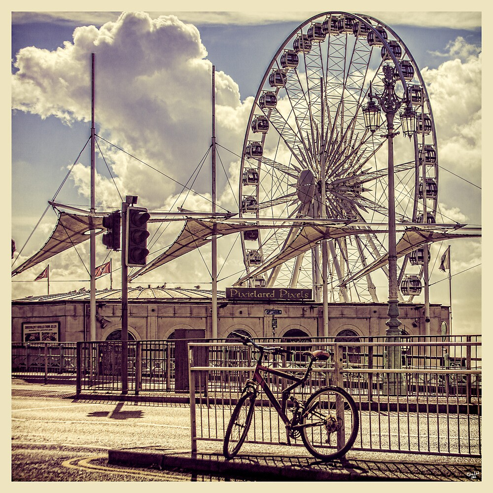 The Brighton Wheel by Chris Lord