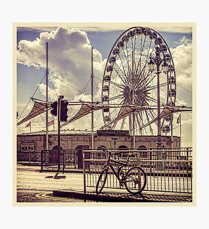 The Brighton Wheel Photographic Print