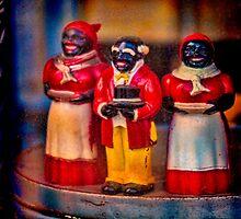Shop Window Trio by Chris Lord