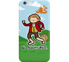 """Be Adventurous"" iPhone/iPod iPhone Case/Skin"