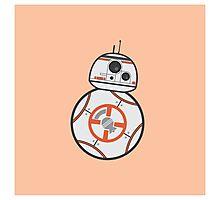 BB-8 - Star Wars Photographic Print